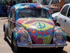 Les années hippies, il y a 50 ans